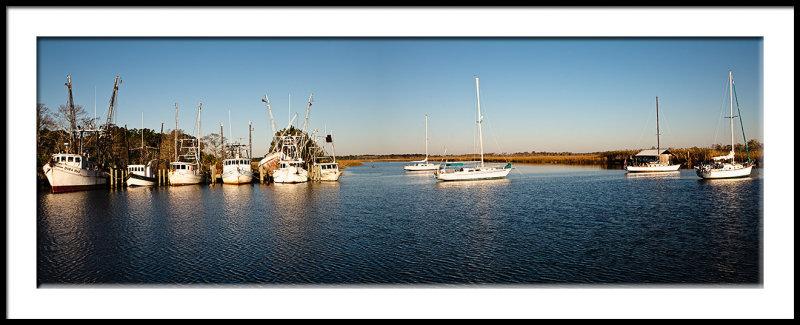 Apalachicola Bay near St. Vincent Preserve