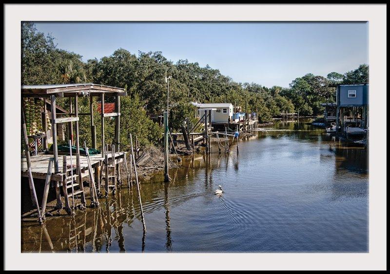 Cedar Key Fishermens Creek