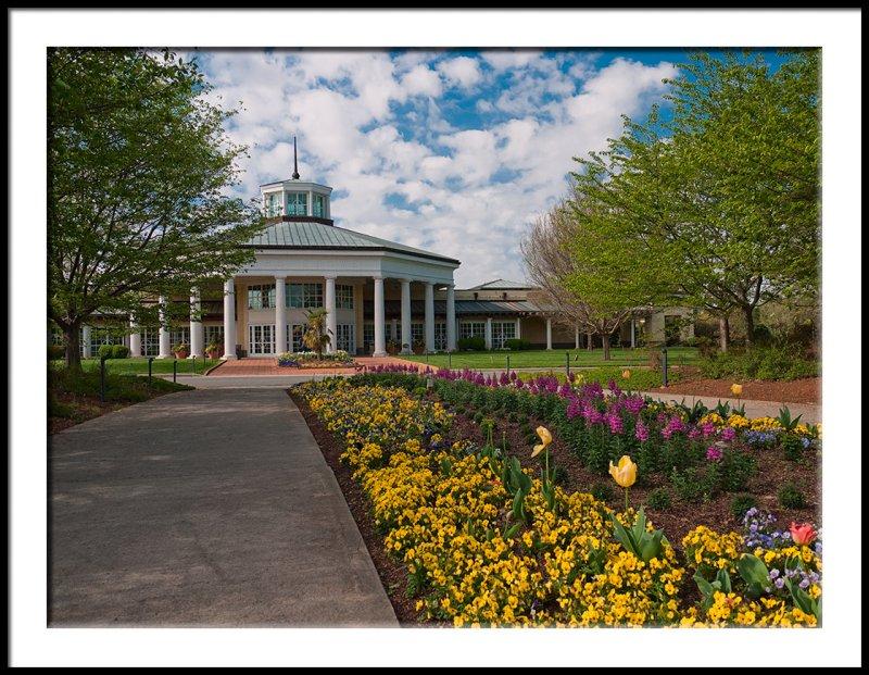 Front Entrance/April