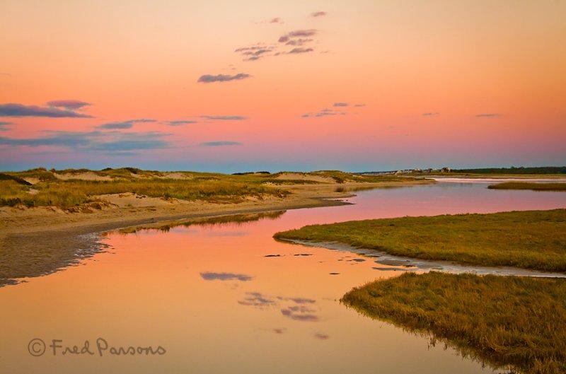 Cape Cod Sunset    #5921