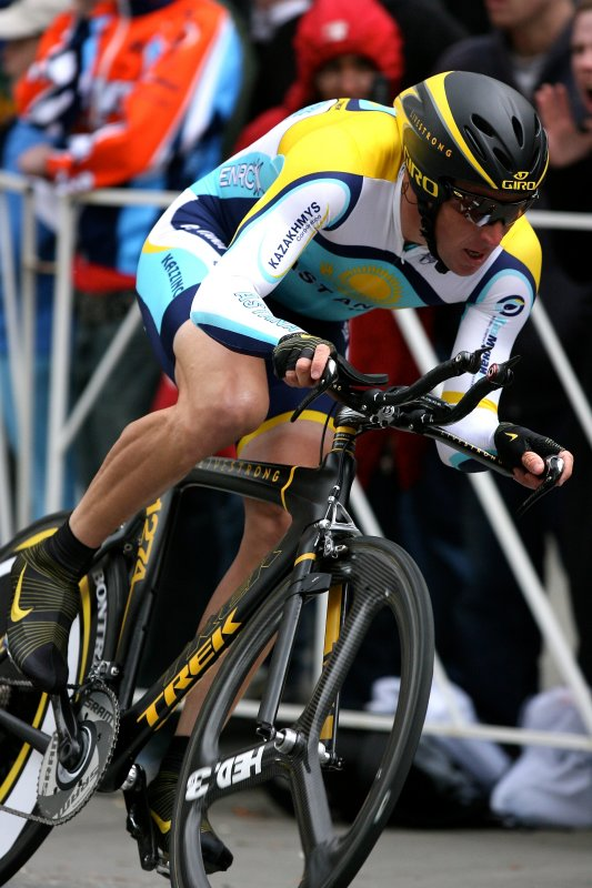Lance Armstrong (United States)