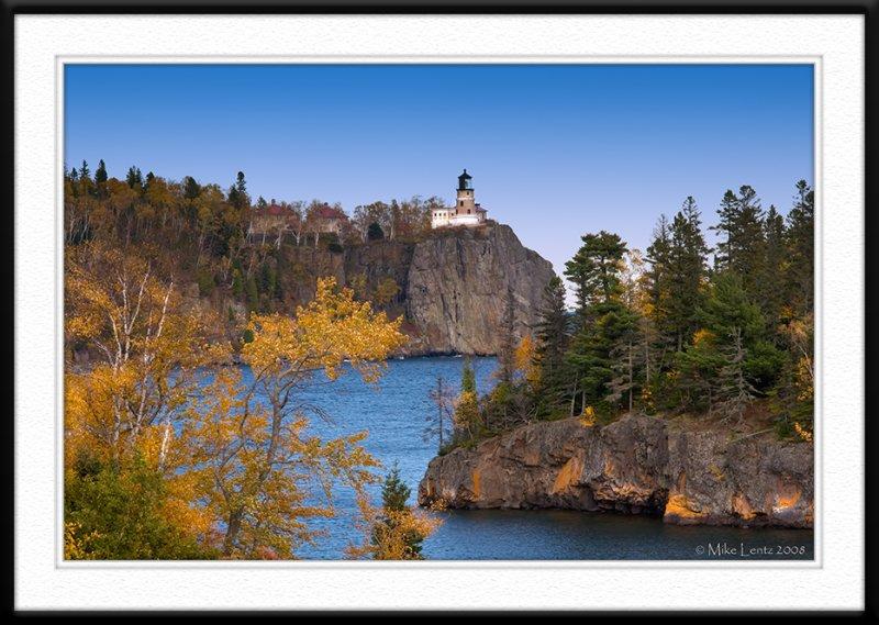 Split rock Lighthouse mid day