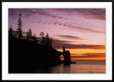 Tettegouche State parks Shovel Point