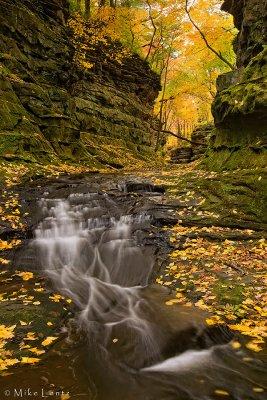 Fall flowage
