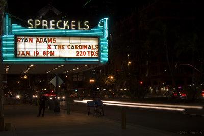 Spreckles theatre