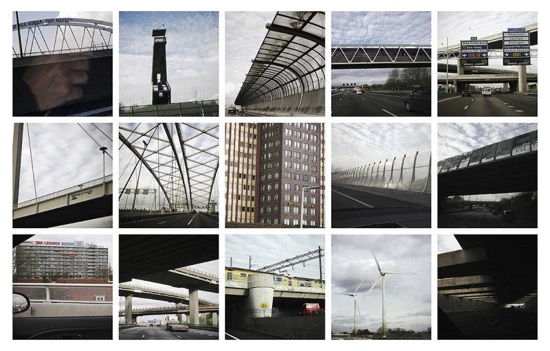 Van Antwerpen naar Amsterdam