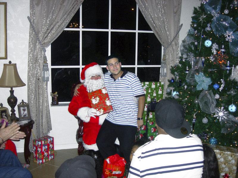 Farid  y Santa ( favian)