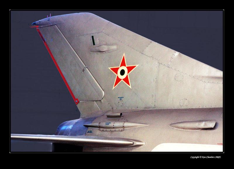 Russian MIG 21