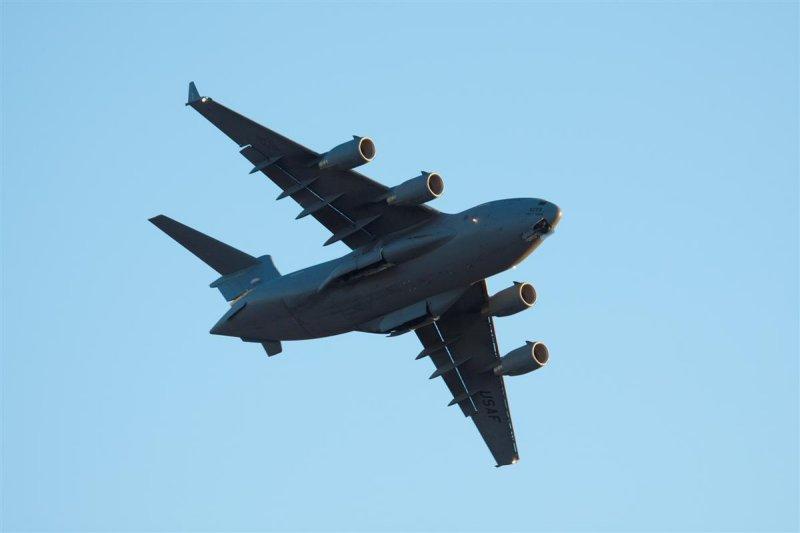 C-17 Close In