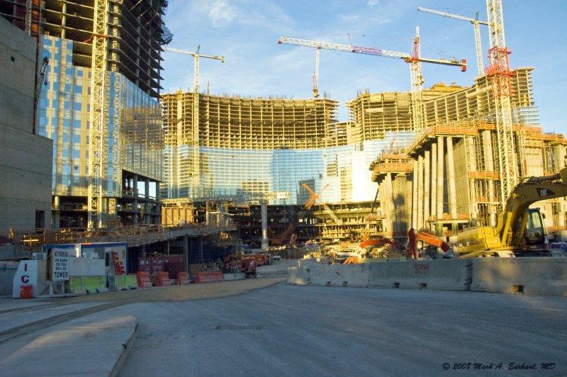 City Center Construction Site