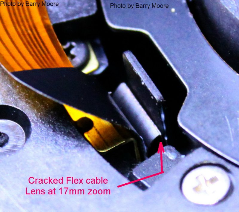 EFS 17-85mm IS err 01 fault