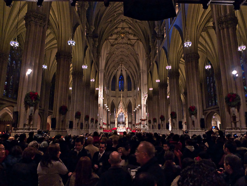 St. Patrickss Catedral, NYC