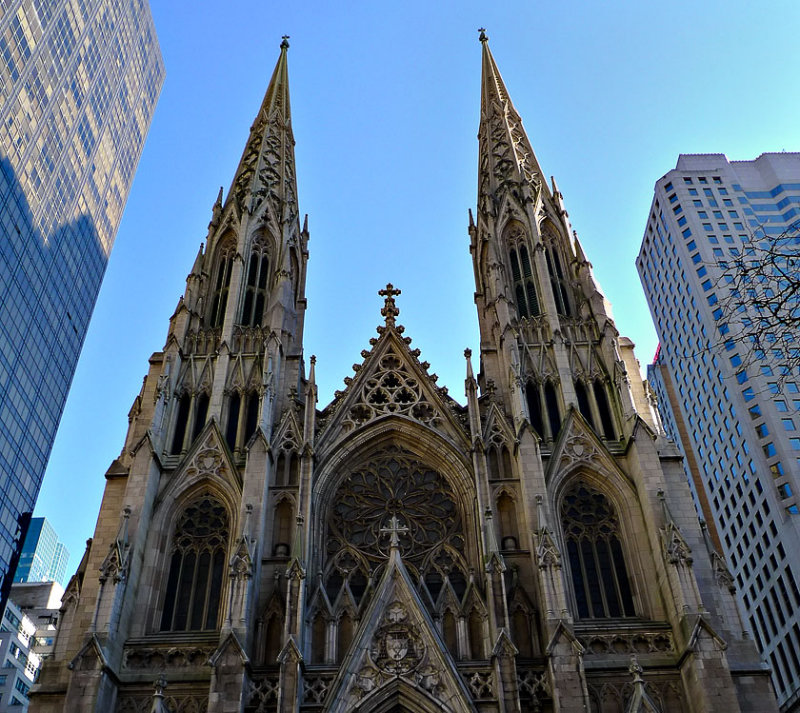 St. Patrickss Cathedral, NYC