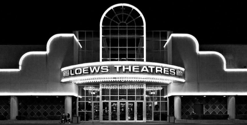 March - monochrome (or almost)  - Lowes Theatres