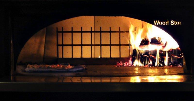 Wood Fired Pizza - Olivers & Plancks Tavern
