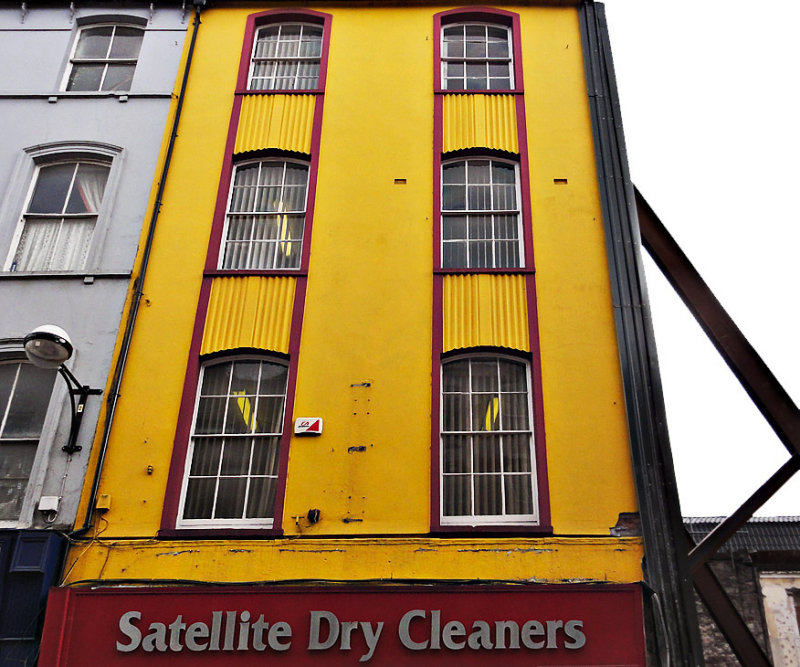 Satellite Dry Cleaners