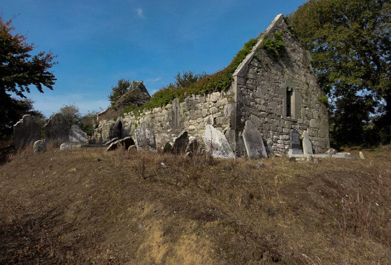 Church/Gravestones #2
