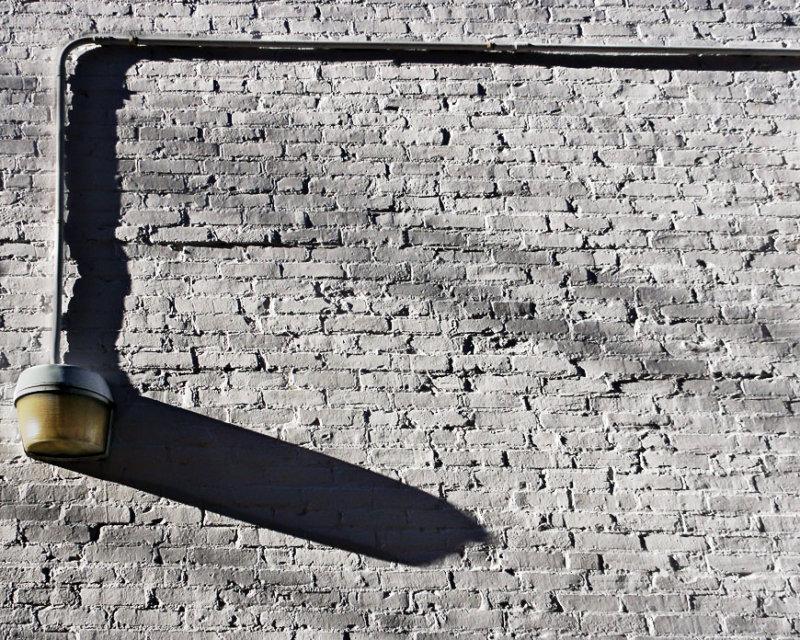 Wall outside CVS