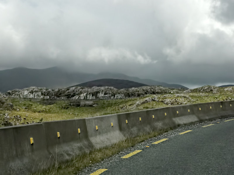 On the road between Kenmare and Killarney #2