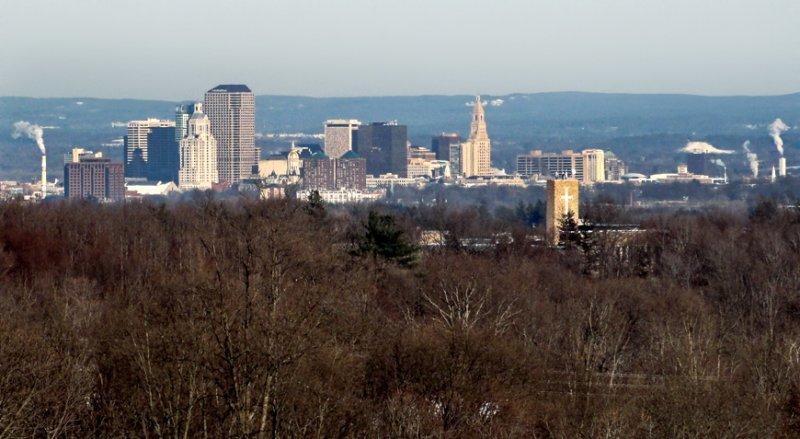 Hartford in January