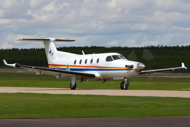4916  Pilatus PC 12  C-FMPW  @CYPA