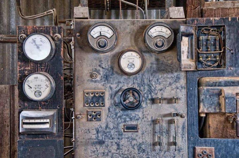 Equipment panel