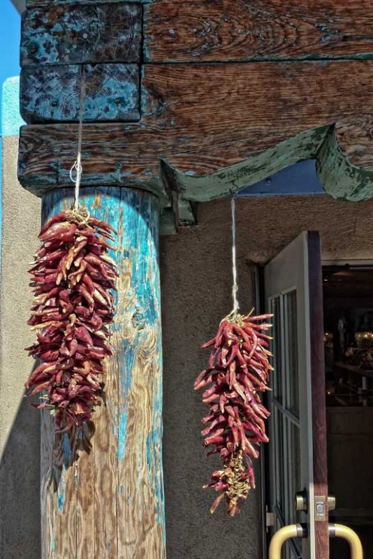 Store Front, Santa Fe