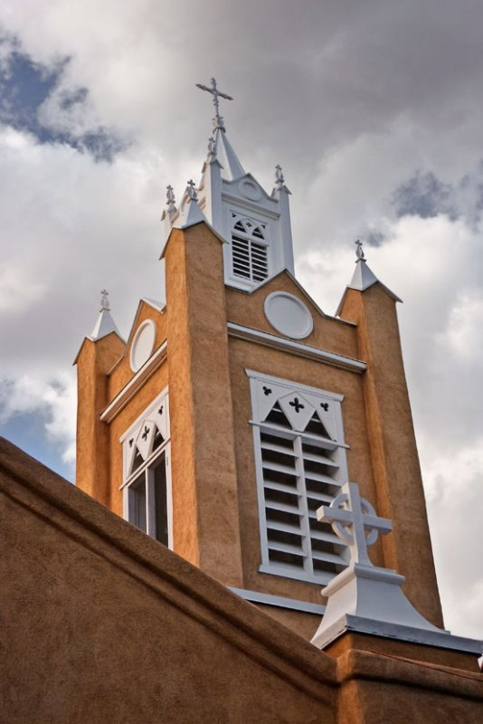 San Felipe de Neri Church, Albuquerque, 1706