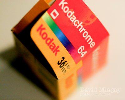 Kodachrome RIP