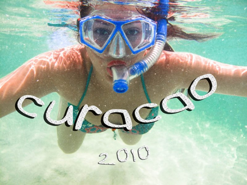 Fantastic snorkeling on Curacao