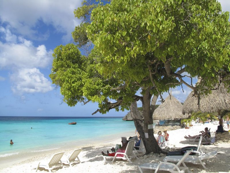 some Curacao sun at your doorstep