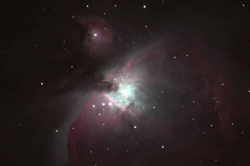 M42 - The Orion Nebula 10-Jan-2011