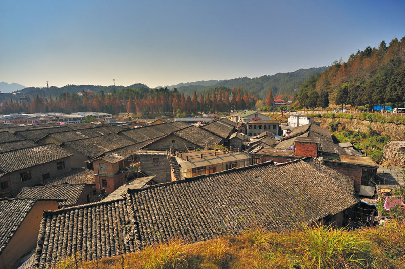 Old Village of Hakka «È®a§ø