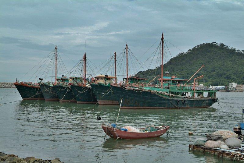 Tai O Fishing Village (2)