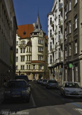 Buildings of Josefov, Prague