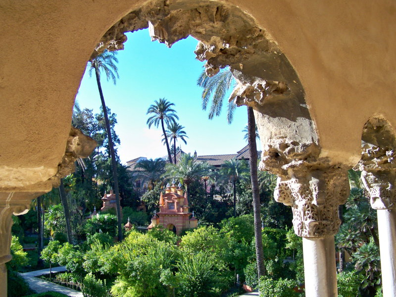 Alcázar and Gardens