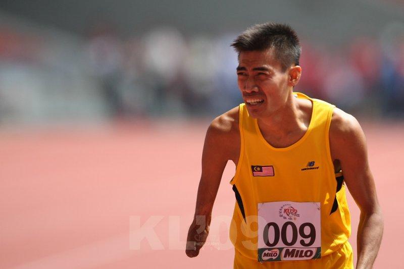 Malaysias Ahmad Rafie Ariffin just won the 800m T46 (1CWS1688.jpg)