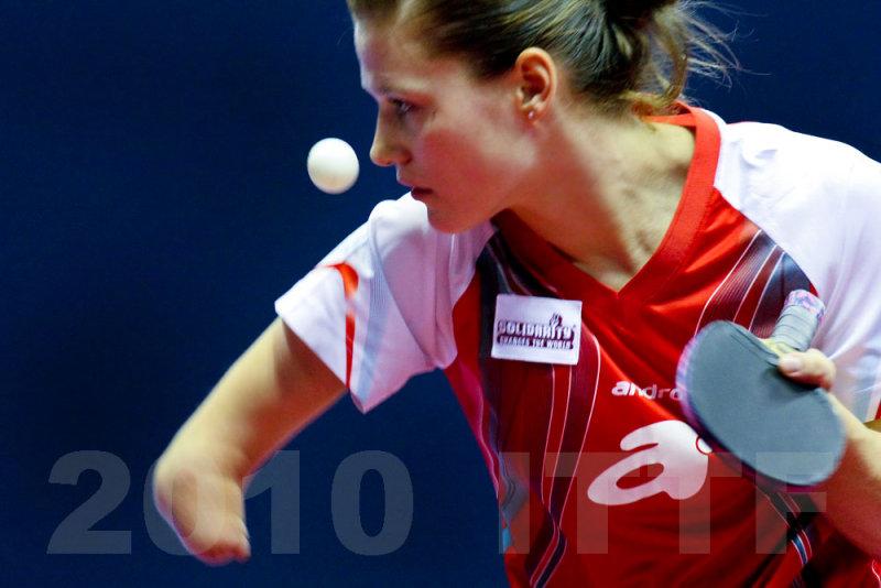 Natalia Partyka, Poland, Paralympic Games Champion