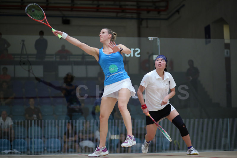 Laura Massaro vs Tong Tsz-Wing