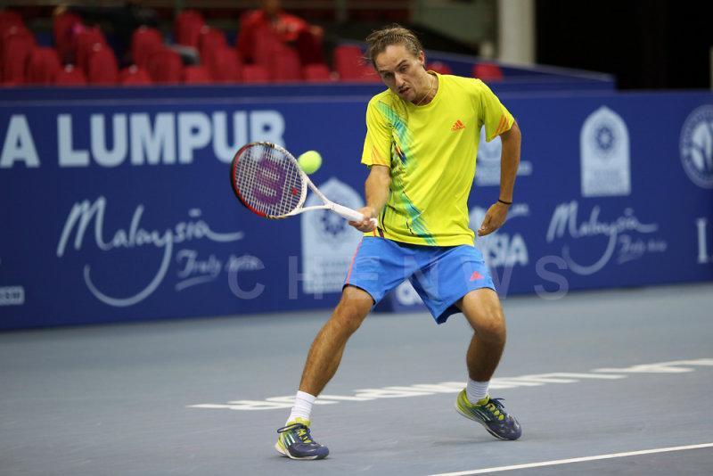 Second Round: Alexandr Dolgopolov (Ukraine)