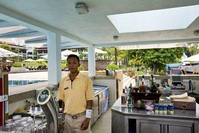 Pool side bar, Westin Langkawi