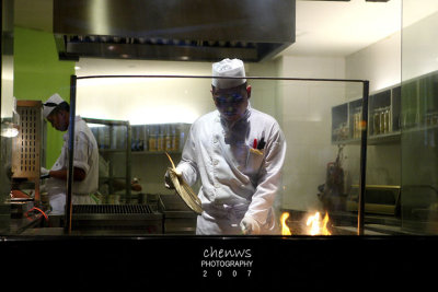 Hotel cook