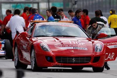 Ferrari Safety Car
