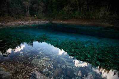 Five Colour Pond, Jiuzhaigou
