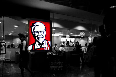 KFC at Suntec