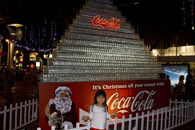 Coca Cola at Christmas