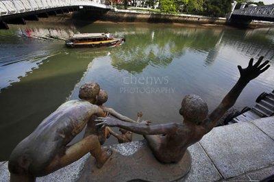 Singapore boys