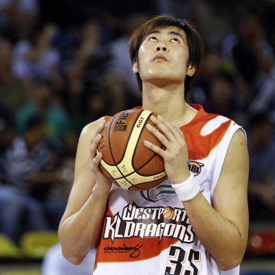 KL Dragons Li Chee Wei