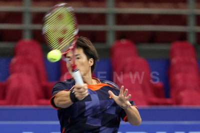 Qualification rounds: Toshihide Matsui (Japan)