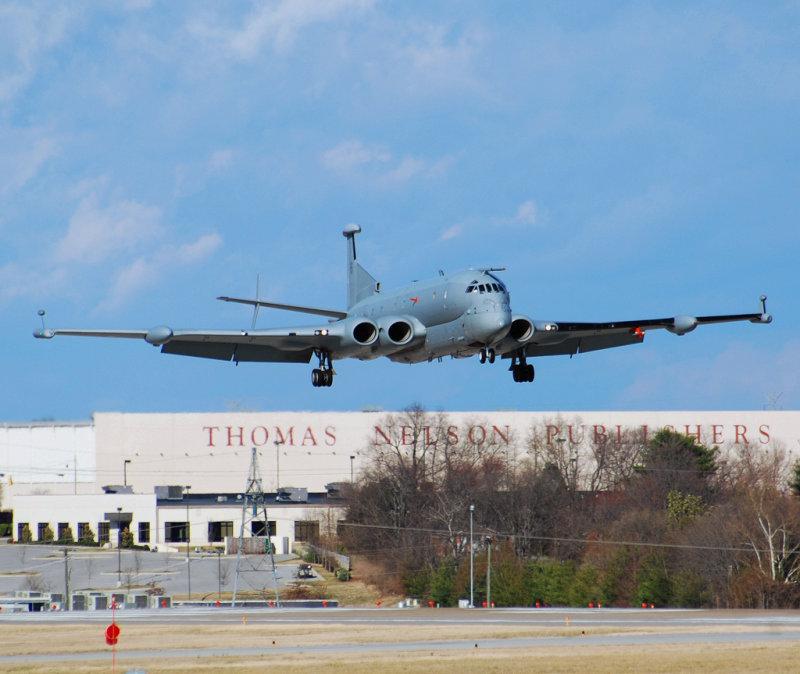 UK-Air Force BAE Systems Nimrod MRA4 (ZJ516)